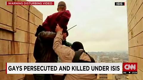ISIS killing gays