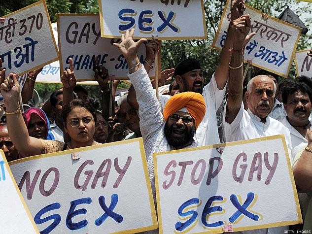 Anti-gay-activism