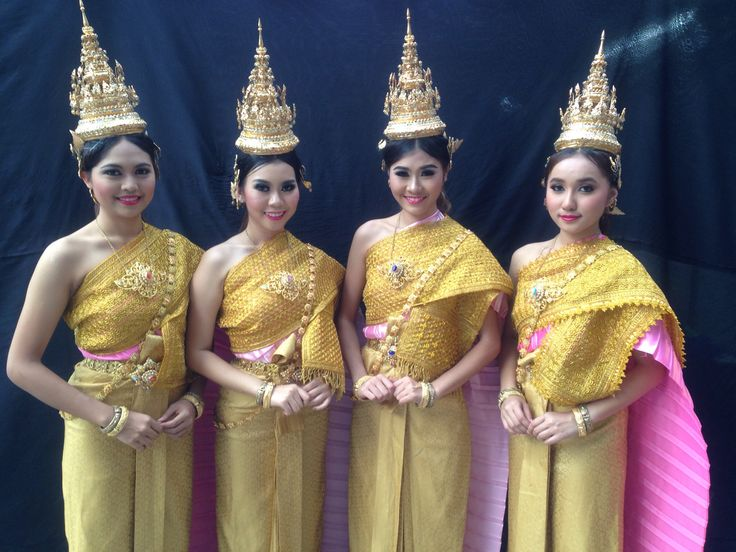 Classic Thai culture