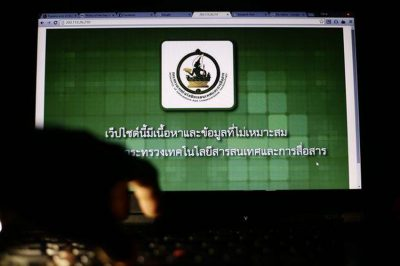Thai internet censorship