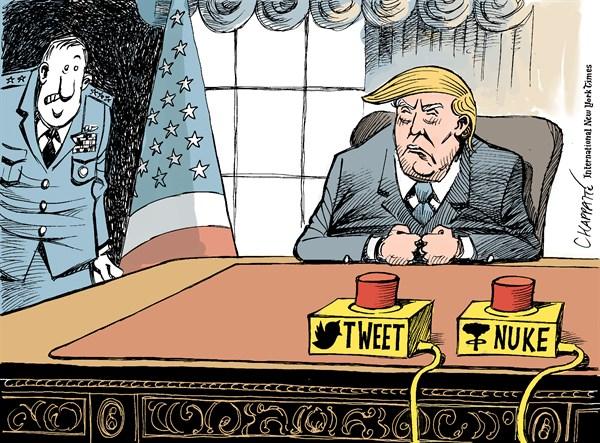 tweet or nuke