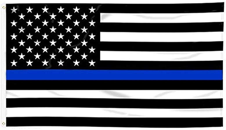 US Police State Flag