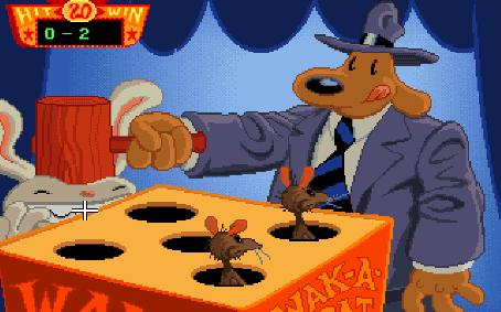 mole-game