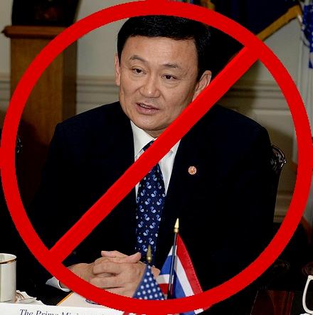 No Thaksin