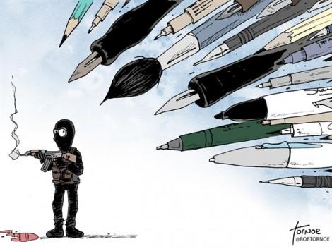 Pen vs AK47