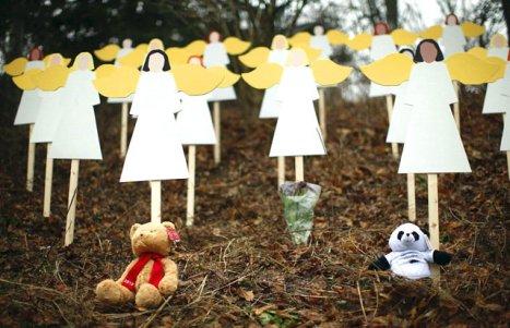Sandy Hook children memorial