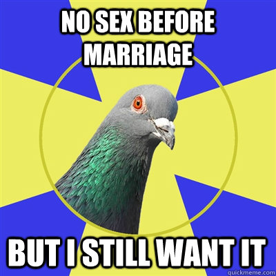 Sex vs religion