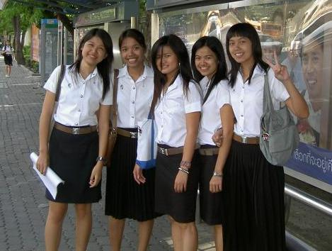thai-university-uniform