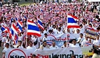 White shirts Thailand